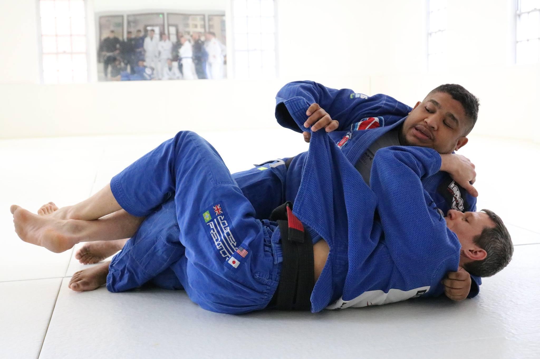 Brazilian Jiu Jitsu Course